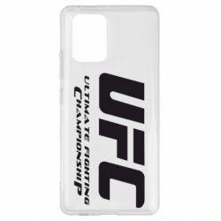 Чехол для Samsung S10 Lite UFC
