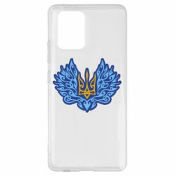 Чохол для Samsung S10 Український тризуб арт
