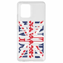 Чехол для Samsung S10 Lite United Kingdom