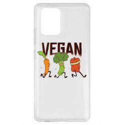 Чохол для Samsung S10 Веган овочі