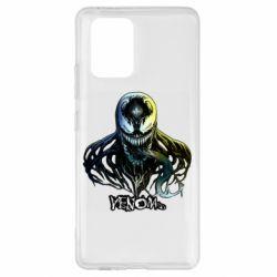 Чехол для Samsung S10 Lite Venom Bust Art
