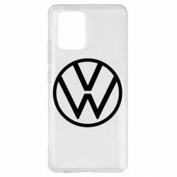 Чехол для Samsung S10 Lite Volkswagen new logo