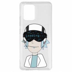 Чехол для Samsung S10 Lite vr rick