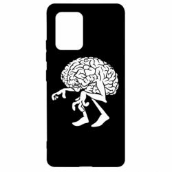 Чехол для Samsung S10 Lite Walking Brains