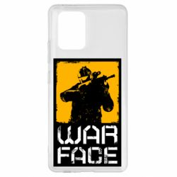 Чохол для Samsung S10 Warface