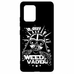 Чехол для Samsung S10 Lite Weed Vader