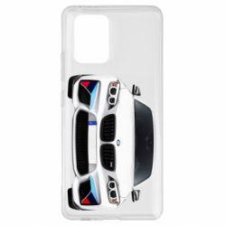 Чохол для Samsung S10 White bmw