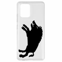 Чохол для Samsung S10 Wild boar