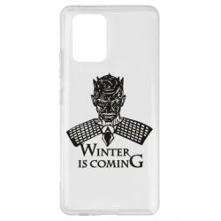 Чехол для Samsung S10 Lite Winter is coming hodak