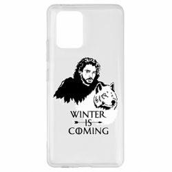 Чохол для Samsung S10 Winter is coming I