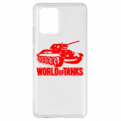 Чохол для Samsung S10 World Of Tanks Game