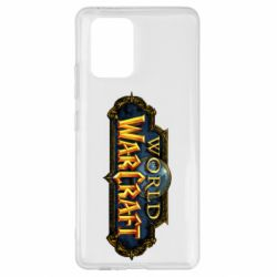 Чохол для Samsung S10 World of Warcraft game