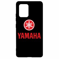 Чехол для Samsung S10 Lite Yamaha Logo(R+W)
