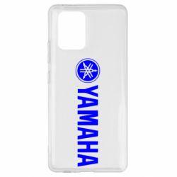 Чехол для Samsung S10 Lite Yamaha Logo