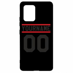 Чохол для Samsung S10 Yourname USA