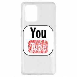 Чохол для Samsung S10 YouTube