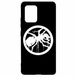 Чехол для Samsung S10 Lite Жирный муравей
