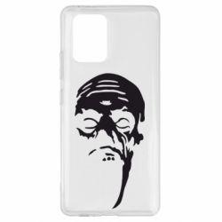Чехол для Samsung S10 Lite Зомби (Ходячие мертвецы)