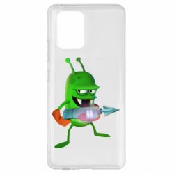Чехол для Samsung S10 Lite Zombie catchers