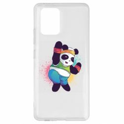 Чохол для Samsung S10 Zumba Panda