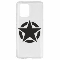 Чохол для Samsung S10 Зірка Капітана Америки