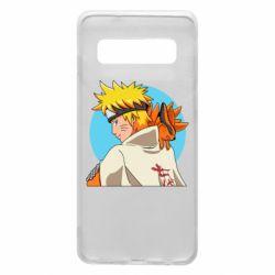 Чохол для Samsung S10 Naruto Uzumaki Hokage