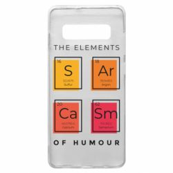 Чохол для Samsung S10+ Sarcasm