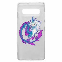 Чохол для Samsung S10+ Sisu Dragon Art
