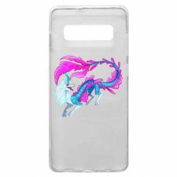 Чохол для Samsung S10+ Sisu Water Dragon