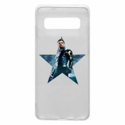 Чохол для Samsung S10 Winter Soldier Star