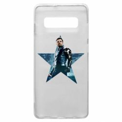 Чохол для Samsung S10+ Winter Soldier Star