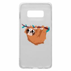 Чохол для Samsung S10e Cute sloth