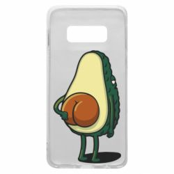 Чохол для Samsung S10e Funny avocado