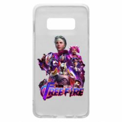 Чехол для Samsung S10e Garena free avengers