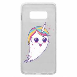 Чохол для Samsung S10e Ghost Unicorn