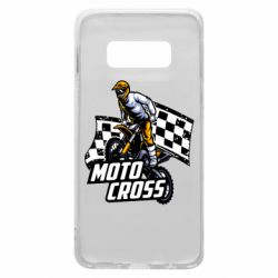 Чехол для Samsung S10e Motocross