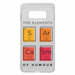 Чохол для Samsung S10e Sarcasm