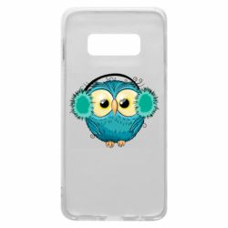 Чехол для Samsung S10e Winter owl