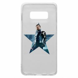 Чохол для Samsung S10e Winter Soldier Star