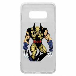 Чохол для Samsung S10e Wolverine comics