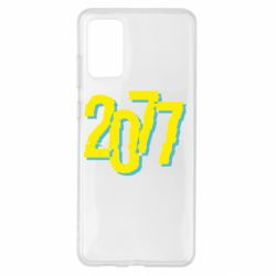 Чохол для Samsung S20+ 2077 Cyberpunk