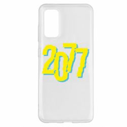 Чохол для Samsung S20 2077 Cyberpunk