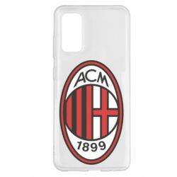 Чохол для Samsung S20 AC Milan