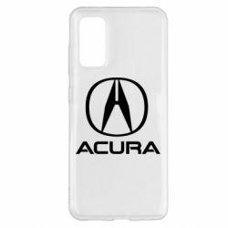 Чохол для Samsung S20 Acura logo 2