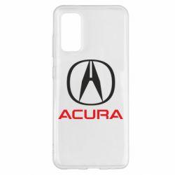 Чохол для Samsung S20 Acura