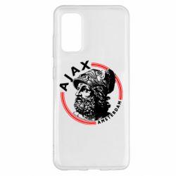 Чохол для Samsung S20 Ajax лого