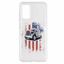 Чохол для Samsung S20 American Truck