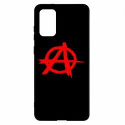 Чохол для Samsung S20+ Anarchy