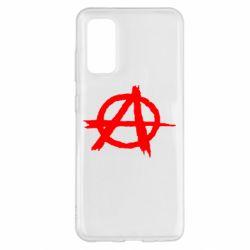 Чохол для Samsung S20 Anarchy
