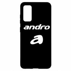 Чохол для Samsung S20 Andro